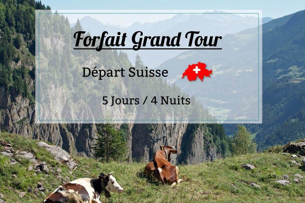 Forfait grand tour des Dents Blanches Suisse