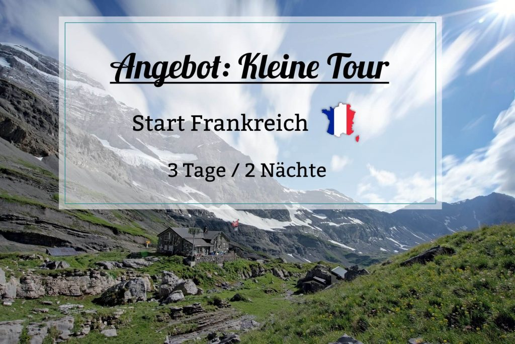 angebot kleine tour - dents blanches