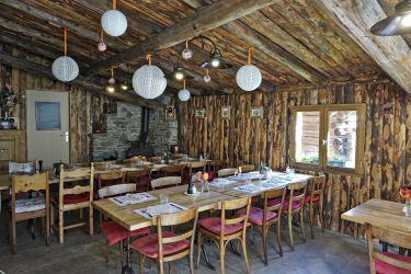 salle à manger, cantine de Barmaz