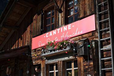 façade de a cantine