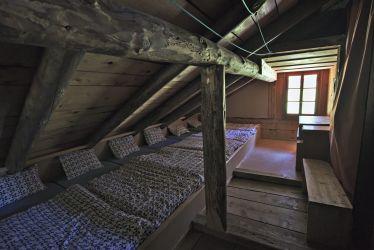 dortoir - cantine de barmaz
