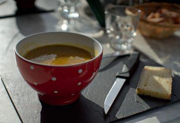 la soupe maison