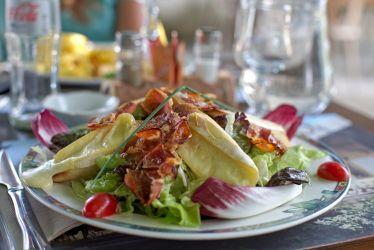 une belle salade de saison