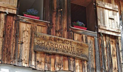 façade- refuge de chardonnière