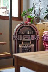le jukebox du petit baroudeur